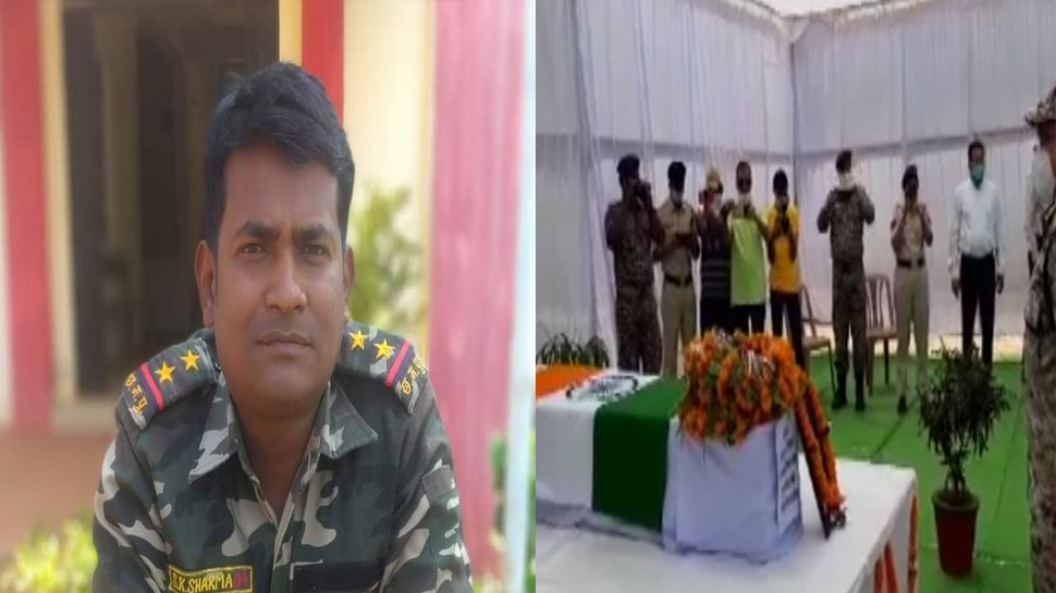martyr-shyam-kishore-sharma-family-mourns-in-naxal