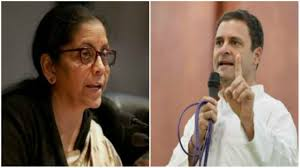 rahul-gandhi-says-nirmala-sitharaman-has-lied-to-t